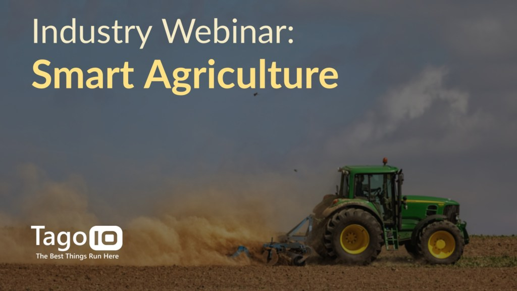 industry webinar smart agriculture iot solutions